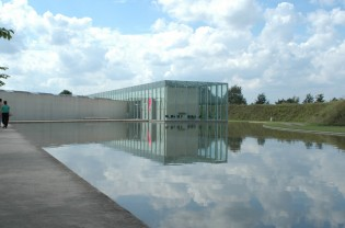 Langen Foundation -Tadao Ando - Neuss