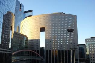 Andrault & Parat - Tours Kupka, La Défense